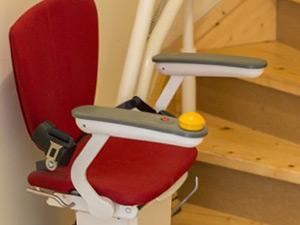 Domestic chair lift